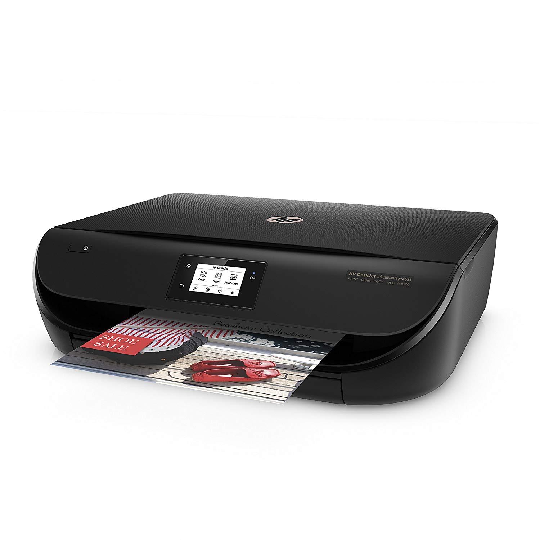 Unboxed HP DeskJet 4535 All-in-One Wireless Color Inkjet ...