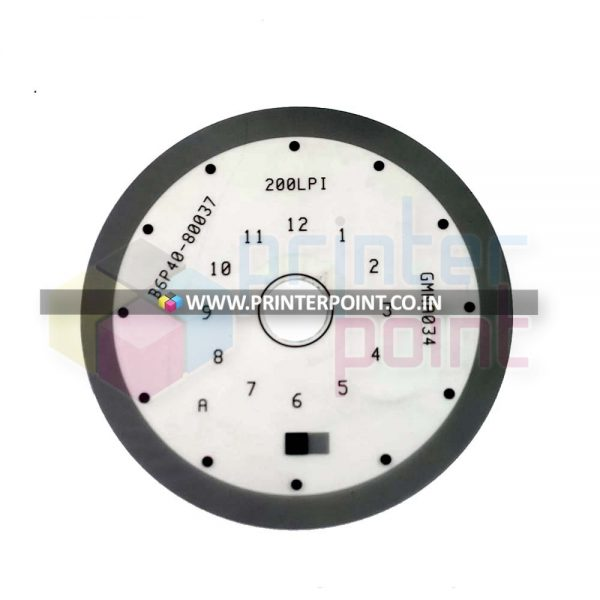 Encoder Timing Disk For HP OfficeJet Pro 6960 All-in-One Printer (B6P40-880037)