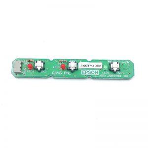 Control Panel Board For Epson R200 R220 R230 R300 R320 R340 RX500 RX600 Printer