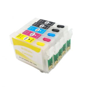 Max T0731HN-T1034 Refillable Cartridge Without Ink For Epson Stylus T1100 TX510FN printer