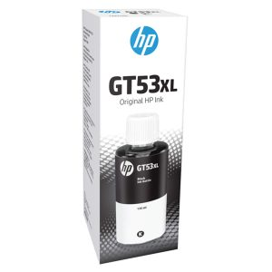 HP GT53XL Black 135ML Genuine Ink Bottle (1VV21AA)