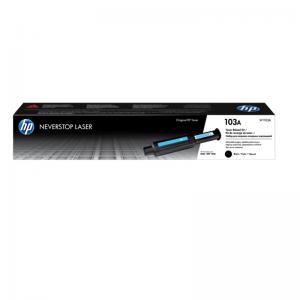 HP 103A Black Original LaserJet Neverstop Toner Cartridge Reload Kit (W1103A)