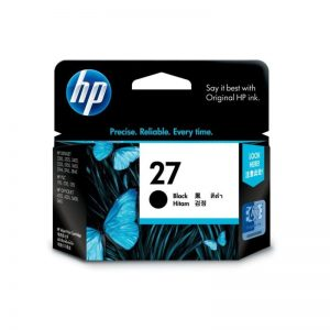 HP 27 Black Ink Cartridge For HP Deskjet 3320 3325 3420 3425 5550 5551 5552 Printer (C8727AA)