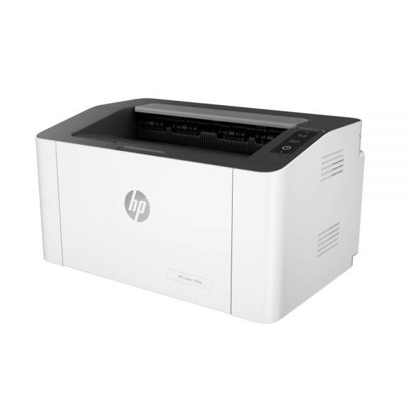 HP Laserjet 108W Wireless Single Function Printer (4ZB80A)