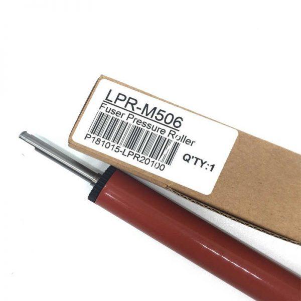 Lower Fuser Pressure Roller For HP LaserJet M501 M506 M527 Printer (LPR-M506)