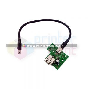 USB Board For HP OfficeJet 7612 Wide Format e-All-in-One Printer (CR769-80004)