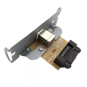 USB Port Interface Card for Epson TM-T88V TM-H6000IV TM-T88IV T88V TM-T81 TM-T70 T81 T70 Printer (UB-U05 M186A C32C823991 A371)