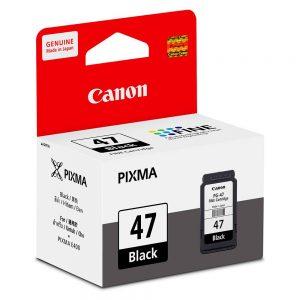 Canon PG-47 Original Black Ink Cartridge