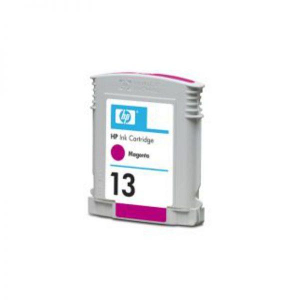 HP 13 Magenta Original Ink Cartridge Oem Pack (C4816A)