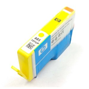 HP 685 Yellow Original Ink Advantage Cartridge Oem Pack (CZ124AA)