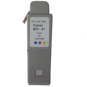 Max BCI-21 Tri-Color Ink Cartridge Compatible For BJC-2000 BJC-4000 BJC-5000 Printer