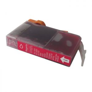 Max CN-003e Magenta Ink Cartridge Compatible For Canon BJC 3000 3010 MultiPASS MP700 Printer
