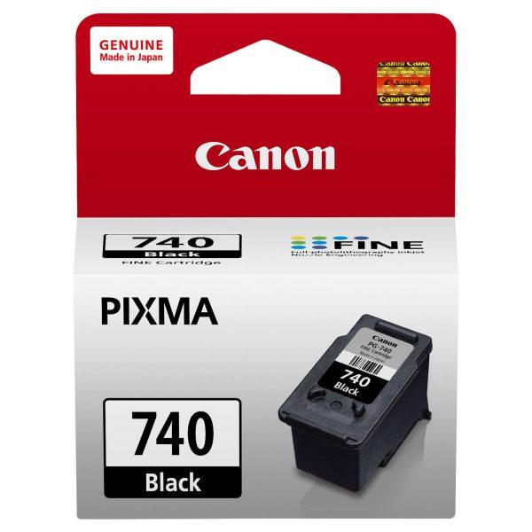 Canon PG-740 Original Black Ink Cartridge
