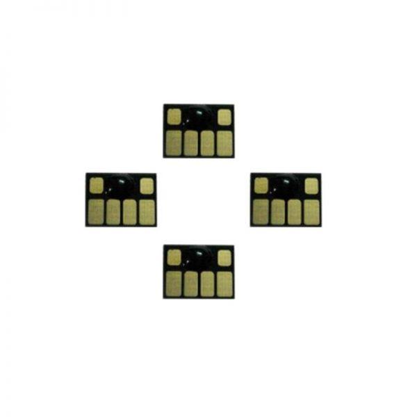Chip ARC 88XL (CP267-CP270) 4 Color Auto Reset Cartridge For HP Officejet Pro K550 K8600 L7480 L7590 L7580 L7590 K5400 Printer (High Yeild)