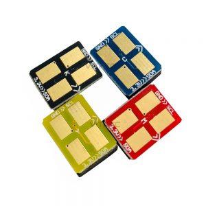 Chip Toner Reset CLP-300 4 Color For Samsung CLP 300 CLX 2160 CLX 3160 Printer
