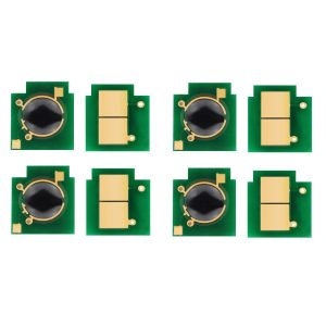 Chip Toner Reset Q7560A Q7561A Q7562A Q7563A For HP Color LaserJet 2700 3000 Printer
