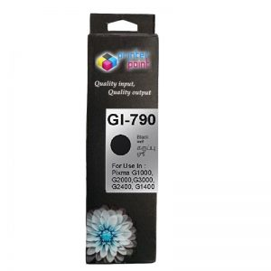 Max Black Photo Dye 70ML High Quality Compatible Ink For Canon G-Series Printer