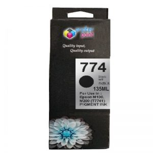 Max Black Pigment 135ML Compatible High Quality Ink For Epson M100 M105 M200 M205 Printer