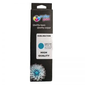 Max Light Cyan Sublimation 70ML Compatible High Quality Ink