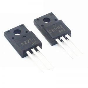 Transistor Set For Epson T1100 L1300 L1800 1390 Printer (A2210 C6082)