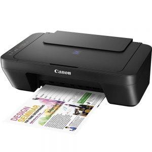 Unboxed Canon Pixma E410 Multi-function Color Printer (Brand New)