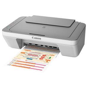 UnBoxed Canon PIXMA MG2470 All-in-One Inkjet Printer
