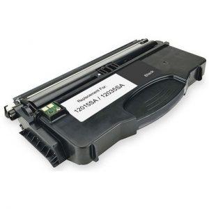 Laser Toner Cartridge 12035SA Black Compatible For Lexmark E120 E120N Printer