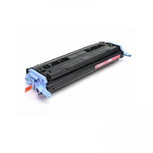 Laser Toner Cartridge 124A Magenta Q6003A Compatible For HP Color LaserJet 1600 2600 2605 1015 1017 Printer
