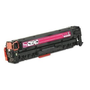 Laser Toner Cartridge 125A Magenta CB543A Compatible For HP Color LaserJet CP1215 CM1312 CP1515 MF8050CN Printer