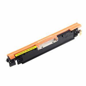 Laser Toner Cartridge 126A Yellow CE312A Compatible For HP Color LaserJet Pro CP1025 M175A M275A Printer