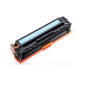 Laser Toner Cartridge 128A Cyan CE321A Compatible For HP Color LaserJet CM1415 CP1525 Printer
