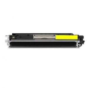 Laser Toner Cartridge 130A Yellow CF352A Compatible For HP LaserJet Pro Color MFP M176 177 Printer
