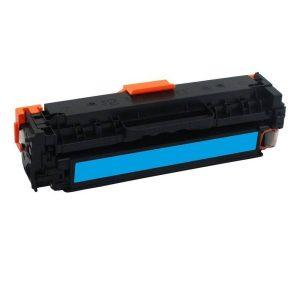 Laser Toner Cartridge 304A Cyan CC531A Compatible For HP Color LaserJet CP2020 CP2025 CM2320 CM2320 Printer