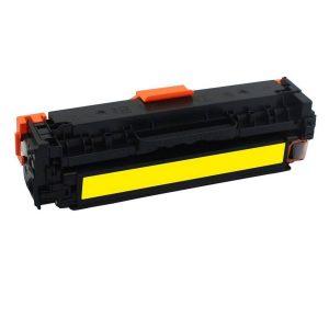 Laser Toner Cartridge 304A Yellow CC532A Compatible For HP Color LaserJet CP2020 CP2025 CM2320 CM2320 Printer