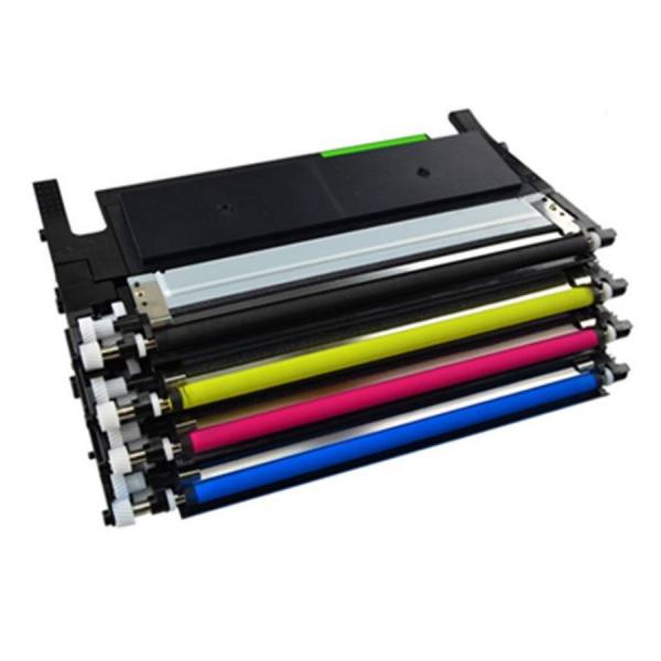 Laser Toner Cartridge 406 4 Color (CLT-K406S CLT-C406S CLT-M406S CLT-Y406S) Compatible For Samsung Color Laserjet CLP 360 362 CLX 3300 3410 3460 Printer
