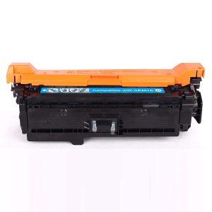 Laser Toner Cartridge 507A Cyan CE401A Compatible For HP Color LaserJet Enterprise 500 M551dn 575dn Printer