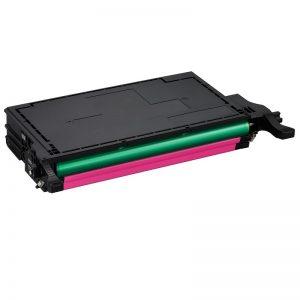Laser Toner Cartridge 508 Magenta CLT-M508S Compatible For Samsung CLP-615 CLP 620 CLP 670 Printer