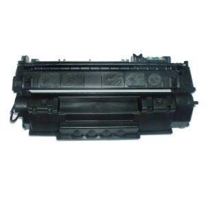 Laser Toner Cartridge 53A Black Q7553A Compatible For HP Laserjet P2010 P2014 P2015 M2727 Printer