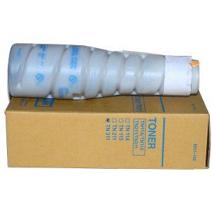 Copier Toner Cartridge TN-211 TN-311 Black Compatible For Konica Minolta Bizhub 200 222 250 282 300 350 362 Printer