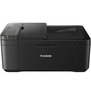 UnBoxed Canon E4270 All-in-One Ink Efficient WiFi Printer (Black)