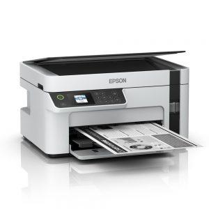 Epson M2120 EcoTank Monochrome All-in-One Ink Tank Printer