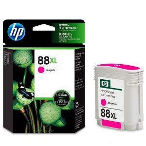 HP 88XL High Yield Magenta Original Ink Cartridge (C9392A)