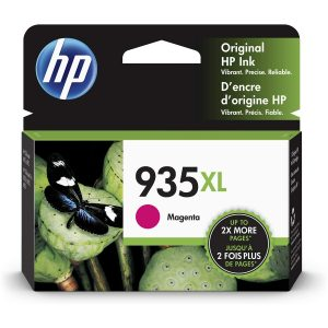 HP 935XL High Yield Magenta Original Ink Cartridge (C2P25AA)