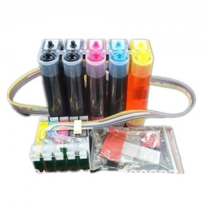 Max CISS Ink Tank Kit 73HN For Epson T1100 Printer (With 500ML Ink)