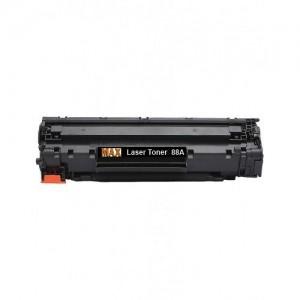 Max 88A Black Toner Cartridge For HP LaserJet P1007 1008 M1136 Printer