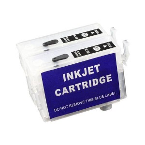 Max T137 Refillable Cartridge Without Ink For Epson K100 K200 K300 Printer