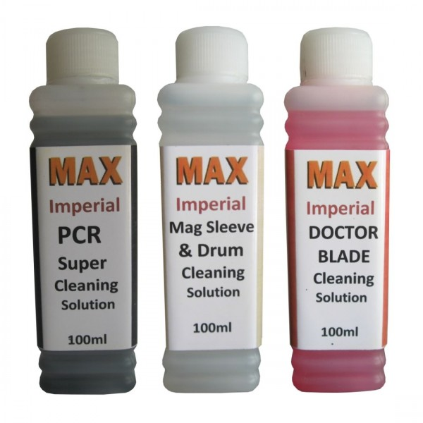 Max Imperial Cleaning Solution Kit For Toner Cartridges & Laser Printers