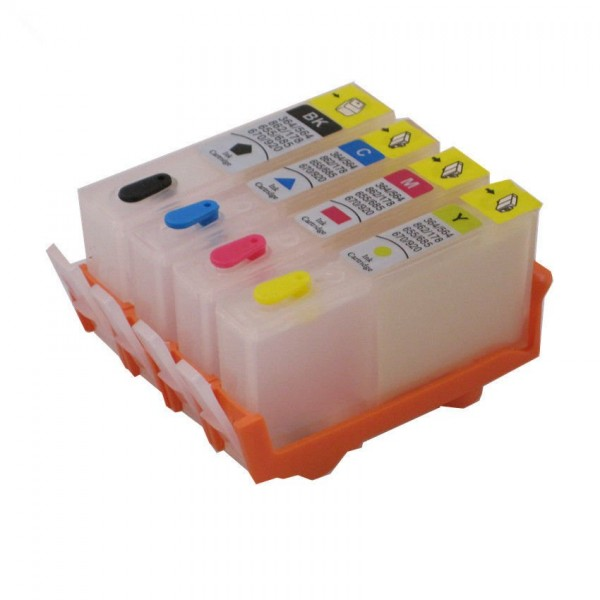 Max Refillable Ink Cartridge 685 For HP 3525 4615 4625 5525 Printer