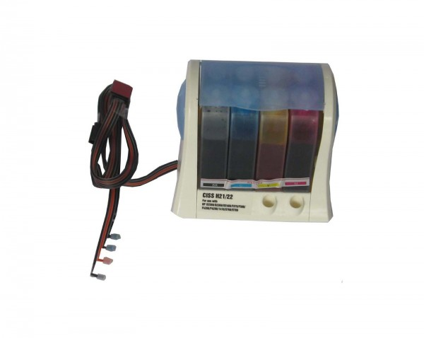 Max CISS Ink Tank Kit For Brother Canon HP Inkjet Printer (With 380ML Ink)