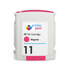 Max 11 C4837A Magenta Recycled Ink Cartridge For HP Printer